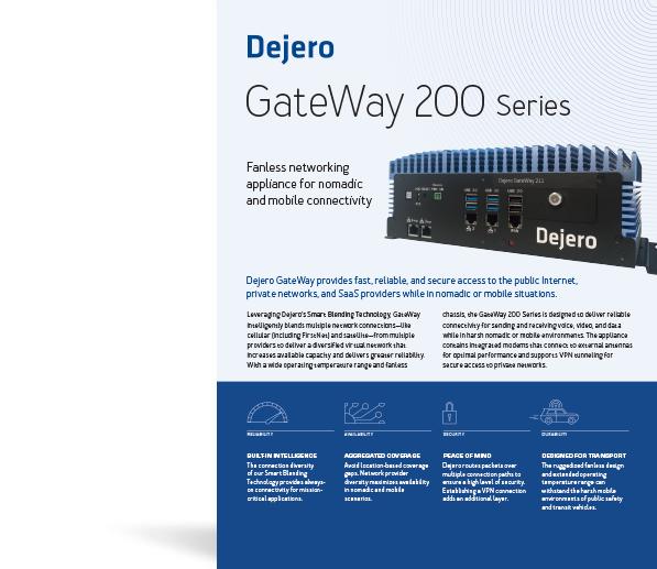 Dejero GateWay 200